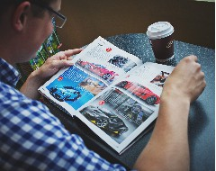 Why print ads can make a difference in your marketing mix