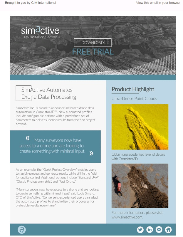 SimActive - Direct Email
